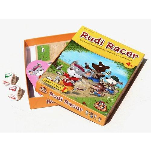 White Goblin Games spellen White Goblin Games Rudi Racer