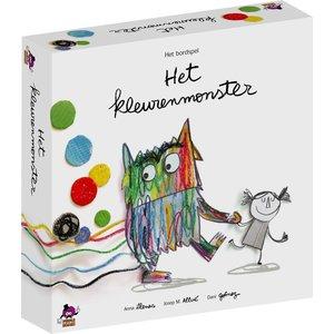 Asmodee Het Kleurenmonster - coöperatief bordspel