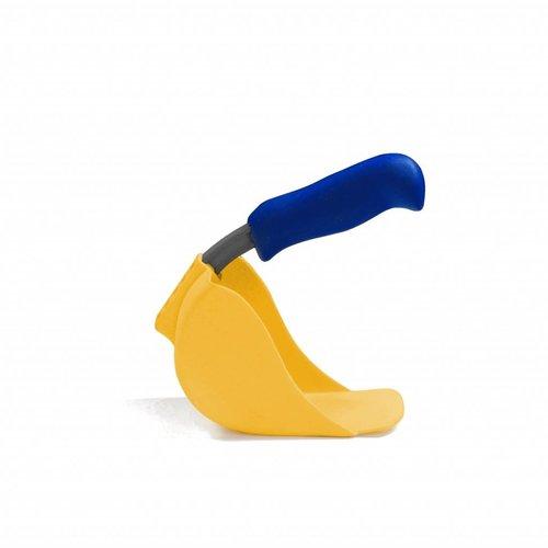 Lepale Lepale shovel kinderschep geel
