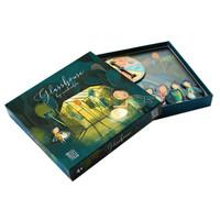 Marbushka Glasshouse - cooperatief spel