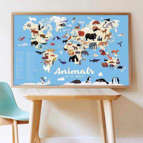 Stickerkunst: posters, kaarten & kunstwerken