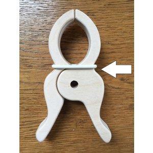 Speelbelovend Speelbelovend set reuzenknijper O-ringen