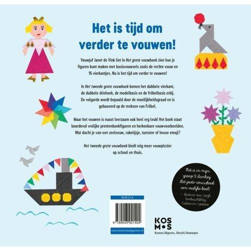 Het tweede grote vouwboek Janet de Vink