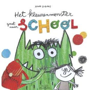 De Vier Windstreken kinderboeken Het kleurenmonster gaat naar school