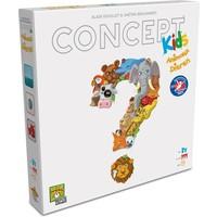 Concept Kids - een coöperatief raadspel