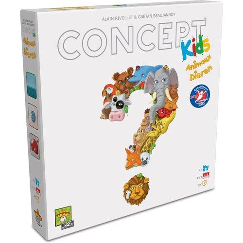 Asmodee Asmodee Concept Kids samenwerkingsspel