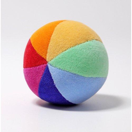 Grimms houten speelgoed regenboog bal
