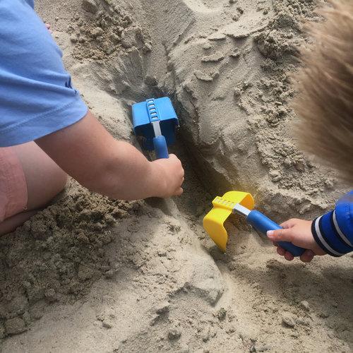 Buiten spelen en ontdekken in de natuur