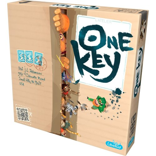 Divers One Key - coöperatief spel