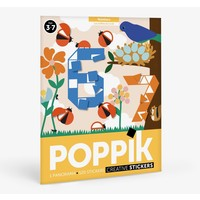 Poppik Sticker puzzel Nummers