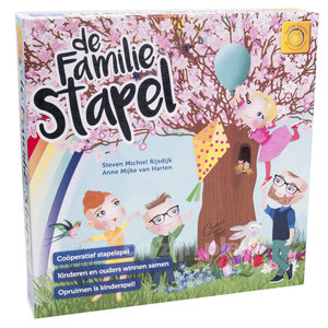 Sunny games - Zonnespel - coöperatieve spellen Sunny Games De familie Stapel