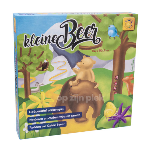 Sunny games - Zonnespel - coöperatieve spellen Sunny Games Kleine Beer