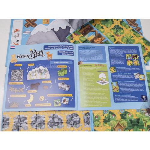 Sunny games - Zonnespel - coöperatieve spellen Kleine Beer, een fijn samenwerkingsspel