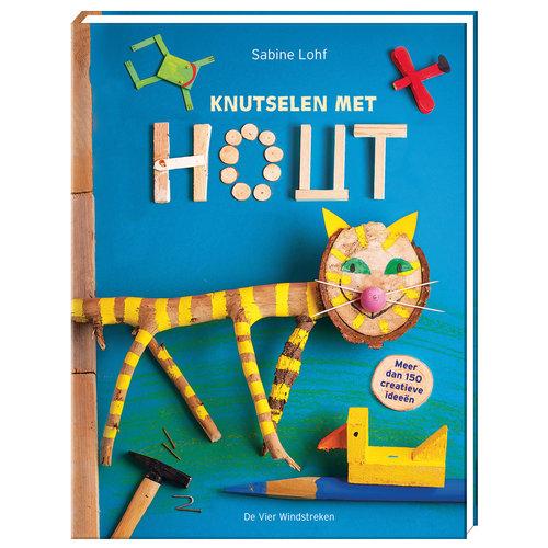 De Vier Windstreken kinderboeken Knutselen met Hout