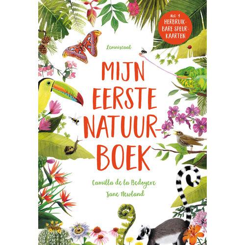 Lemniscaat Mijn eerste natuurboek inclusief speurkaarten