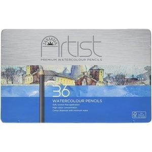 Fantasia Artist Artist aquarelpotloden 36 stuks