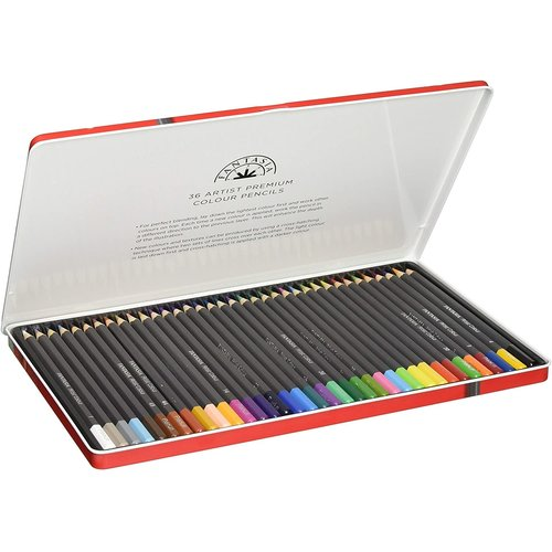 Fantasia Artist Artist kleurpotloden FSC 36 stuks