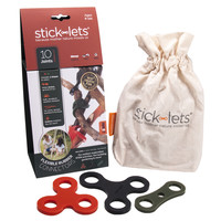 Stick-lets Camouflage set - 10 stick-lets