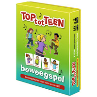 Dubbelzes Top tot Teen beweegspellen