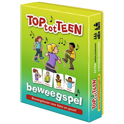 Dubbelzes educatieve spellen Dubbelzes Top tot Teen beweegspel