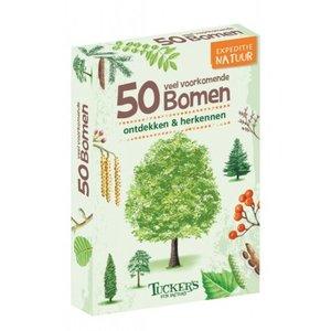 Tucker's Fun Factory 50 veel voorkomende bomen