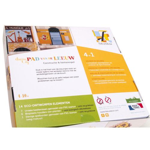 Fabulabox Montee du Lion  - Pad van de Leeuw - NL versie