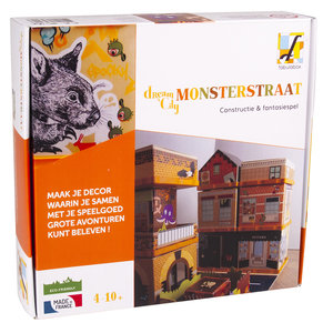 Fabulabox Fabulabox - Monsterstraat