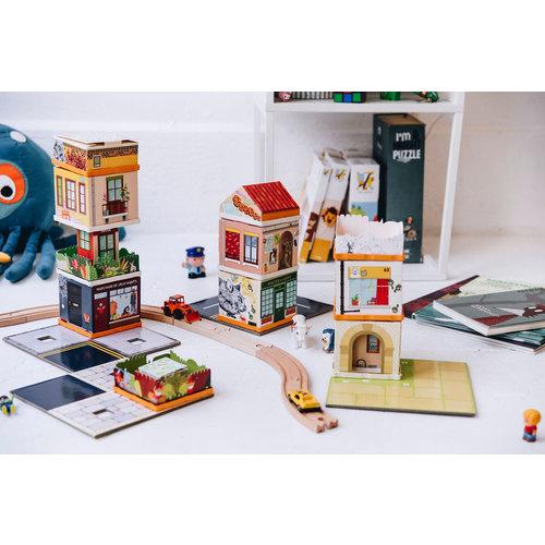 Fabulabox Color Quai du Lionceau - Hart van de stad