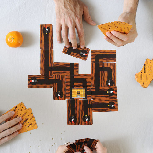 Helvetiq Bandido Coöperatief spel voor het hele gezin