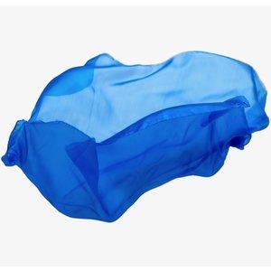 Sarah's Silk speelzijde Sarah's silks speelzijde koningsblauw