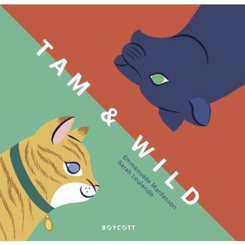 Boycottbooks Uitgeverij Boycott Tam & wild