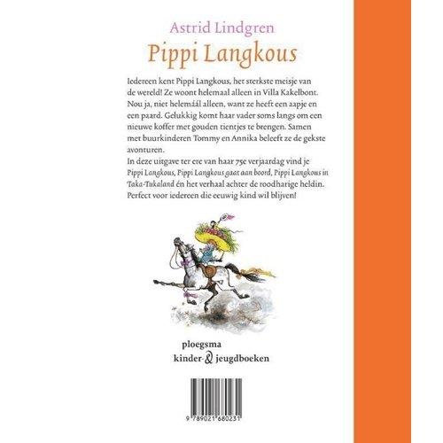 Pippi Langkous 75-jaar jubileum editie