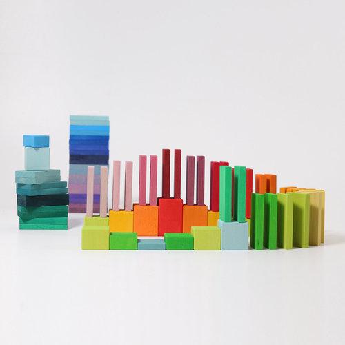 Grimms houten speelgoed Grimms Domino