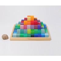 Grimms Piramide bouwset