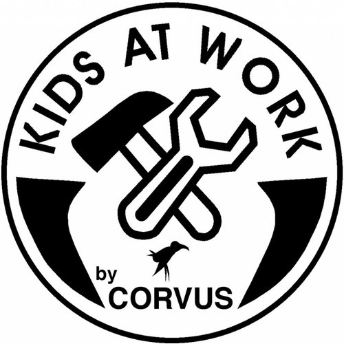 Kids at work kindergereedschap