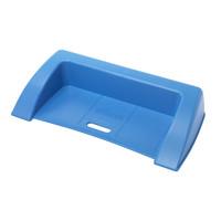 Kerby stoeprand blauw