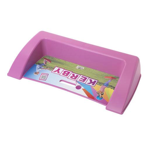 Kerby sportspeelgoed Kerby stoeprand roze voor stoepranden