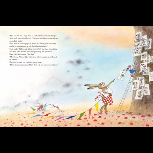 De Vier Windstreken kinderboeken Prentenboek Alles is reden voor een feestje