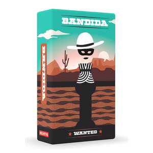 Helvetique Helvetiq Bandida - samenwerkinggspel