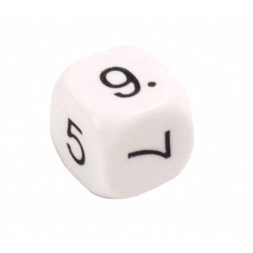 Koplow Games Dobbelstenen vijf (5) tot en met tien (10)