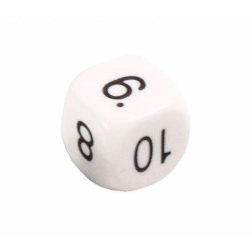 Koplow Games Cijferdobbelstenen 5 tot en met 10