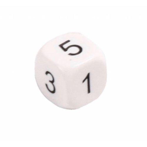 Koplow Games Dobbelstenen nul (0) tot en met vijf (5)