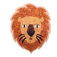 DIY Mozaiek Leeuw Portret Speciaal
