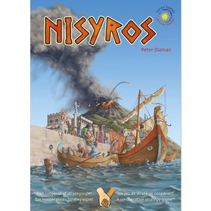 Sunny games - Zonnespel - coöperatieve spellen Sunnygames Nisyros - Coöperatief spel