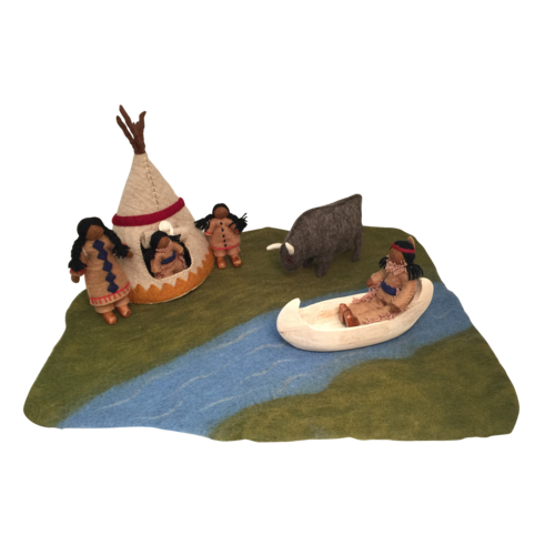 Papoose Toys Indianendorp