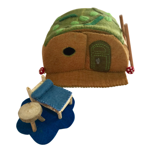 Papoose Toys Papoose Toys Muizenhuis set