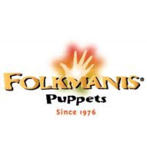 Folkmanis handpoppen en poppenkastpoppen