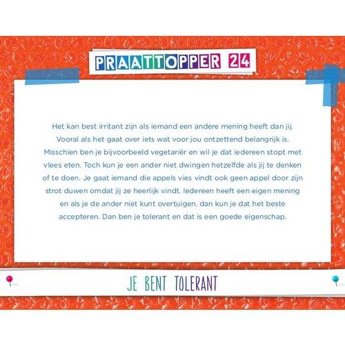 Filosovaardig - de Filosofiejuf Praattoppers - help kinderen met hun gespreksvaardigheden