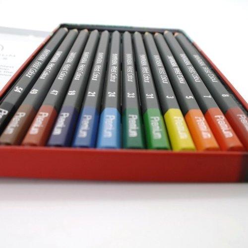 Fantasia Artist Artist kleurpotloden  FSC 12 stuks