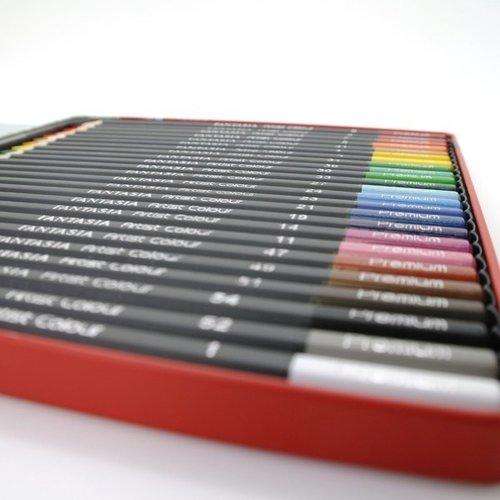 Fantasia Artist Artist kleurpotloden FSC 24 stuks